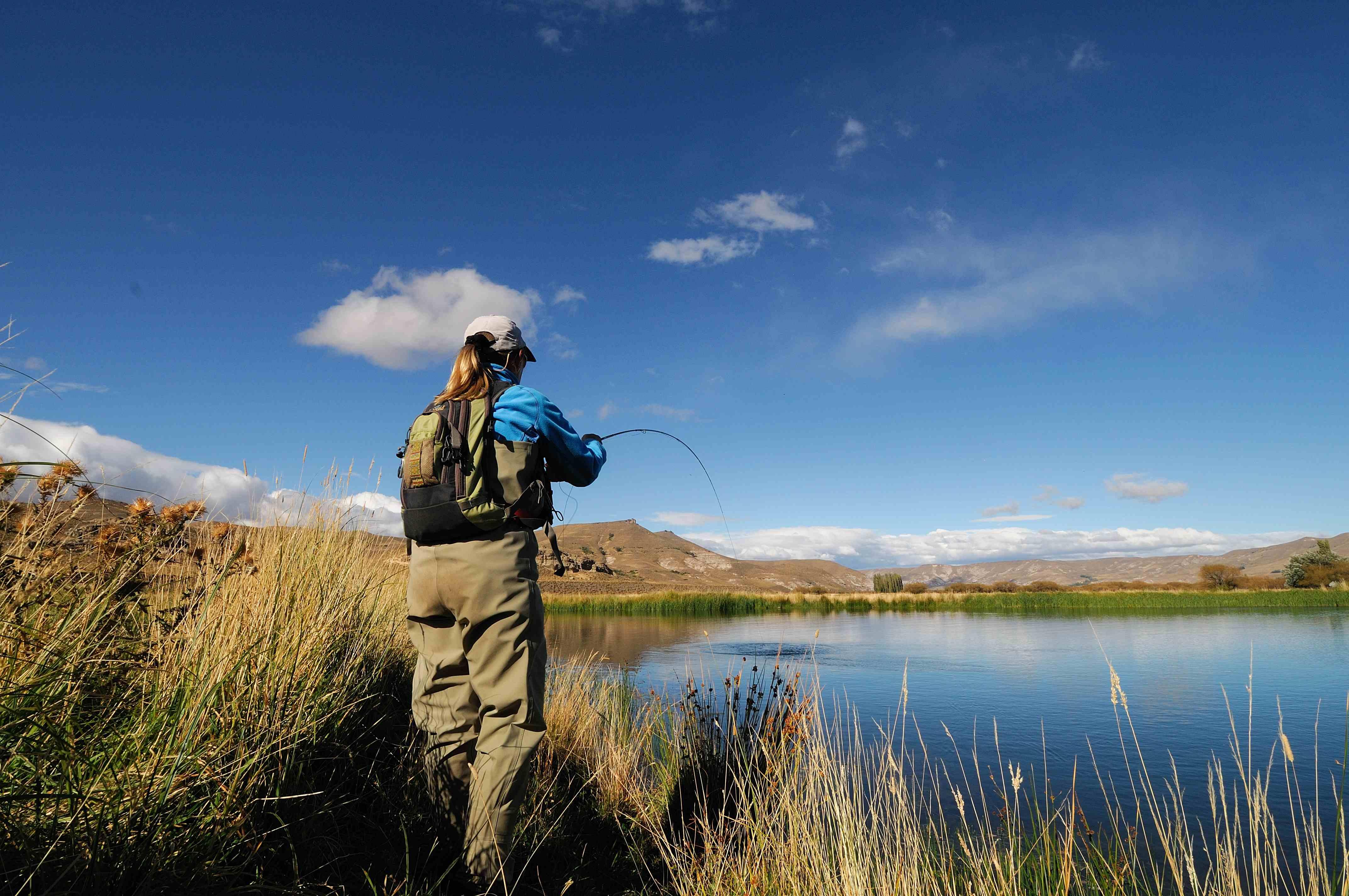 Tipiliuke ranch patagonia argentina fly fishing for Fly fishing argentina