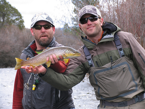 Slideshow: 2012 Western Rendezvous Fishing on Orvisnews.com